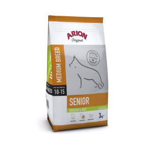 ADULT MEDIUM SENIOR HUNDEMAD